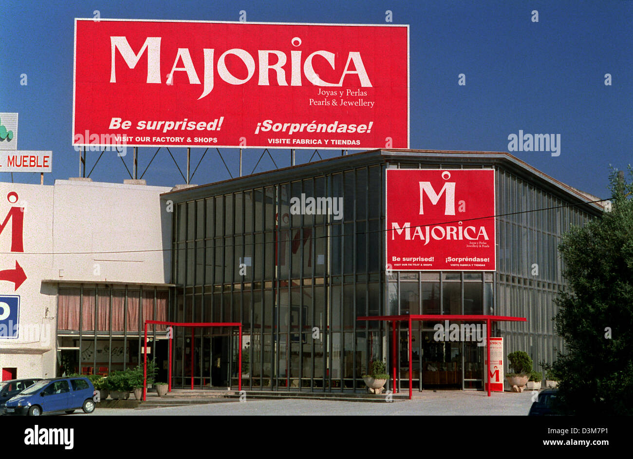 Muebles La Fabrica Manacor Dpa File The Photo Shows The Entrance To The Salesroom Of The