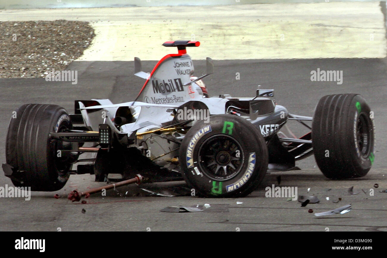 Mobil Libre Sports Spo Motor Racing Race Car Crash Accident Mobil Bahrain