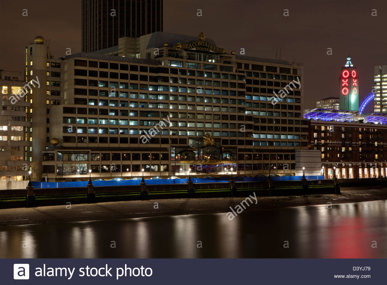 Container Haus London Sea Containers House London Se1 9lz United Kingdom
