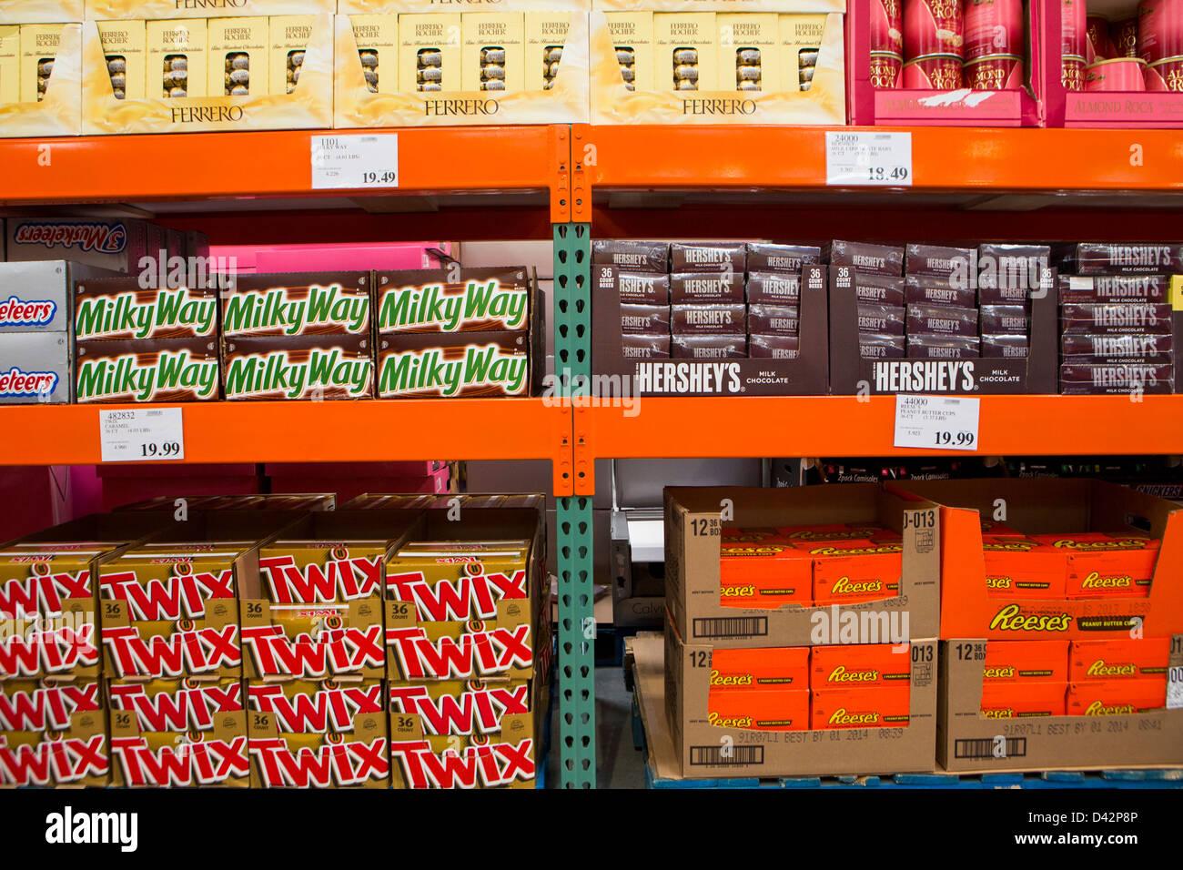 Milky Way Chocolate Stock Photos Milky Way Chocolate
