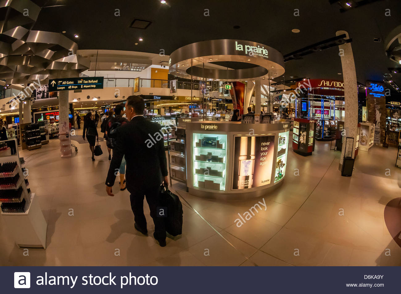 Sydney Airport Shops Duty Free Shops Sydney Airport Sydney New South Wales