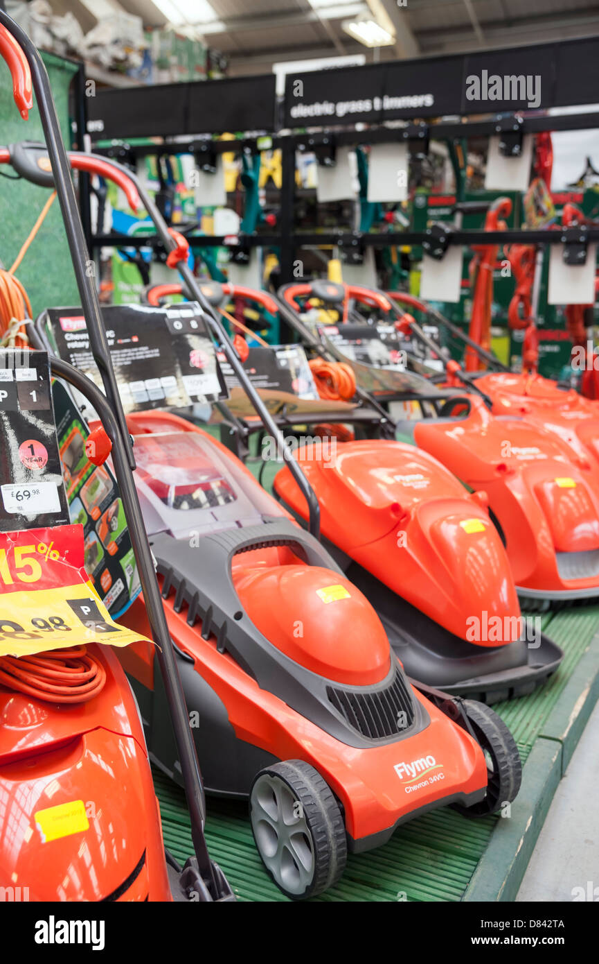 Electric Lawn Mower Sale Electric Lawn Mowers Stock Photos Electric Lawn Mowers Stock