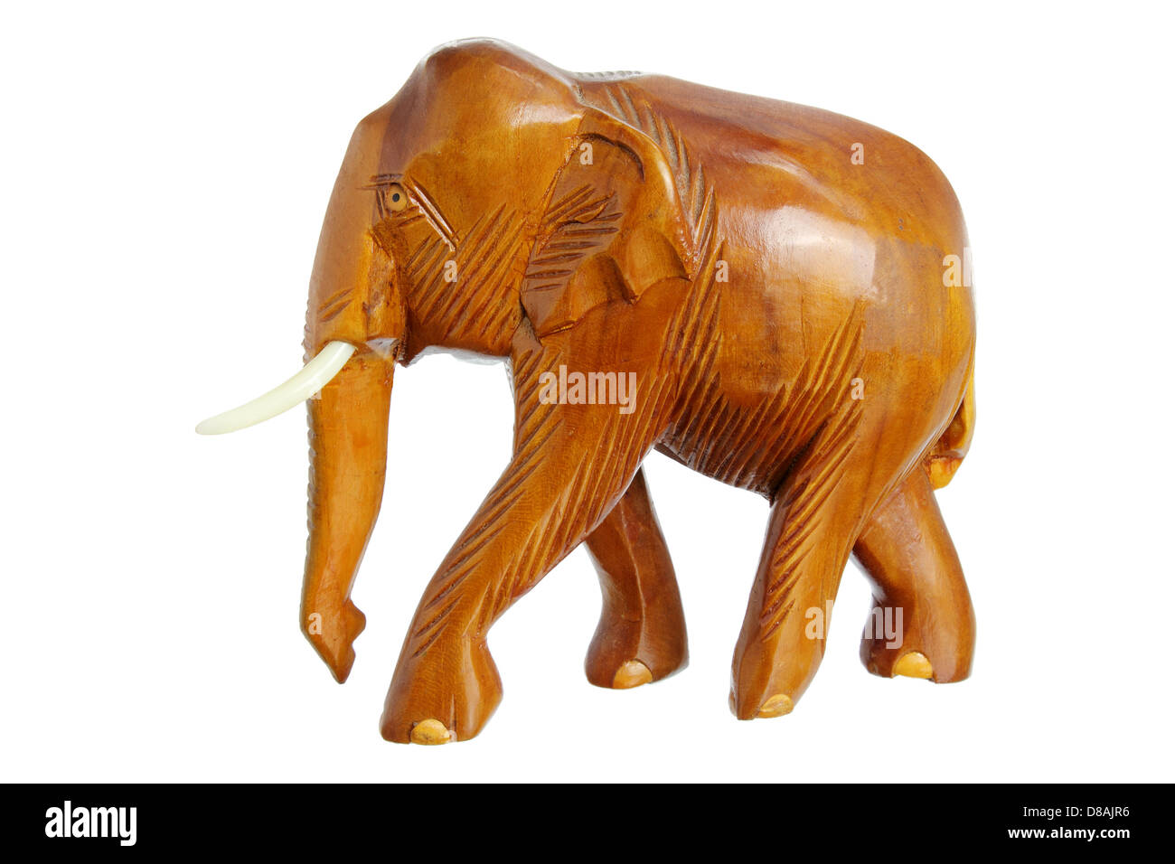 Wooden Elephants Figurines Wood Carving Elephant Stock Photos And Wood Carving Elephant