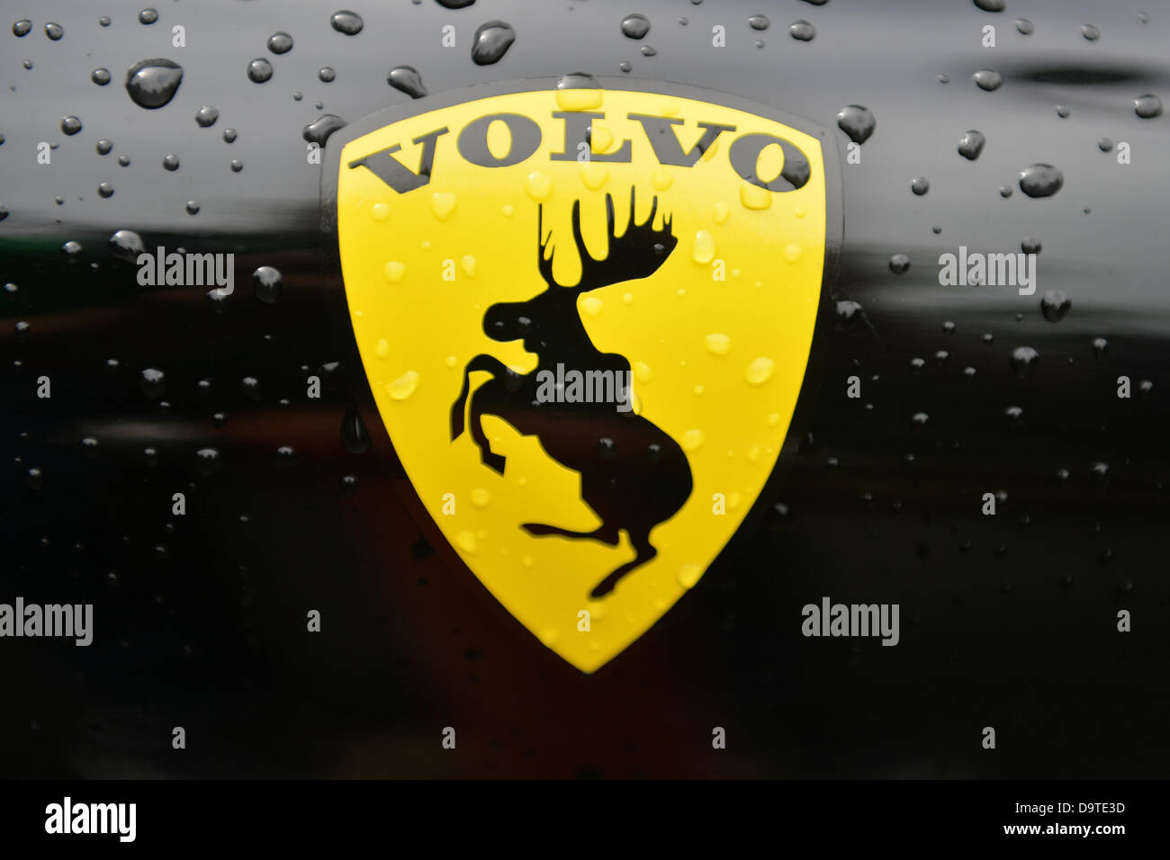All Cars Symbols Wallpaper The Logo Sticker Of Swedish Car Manufacturer Volvo