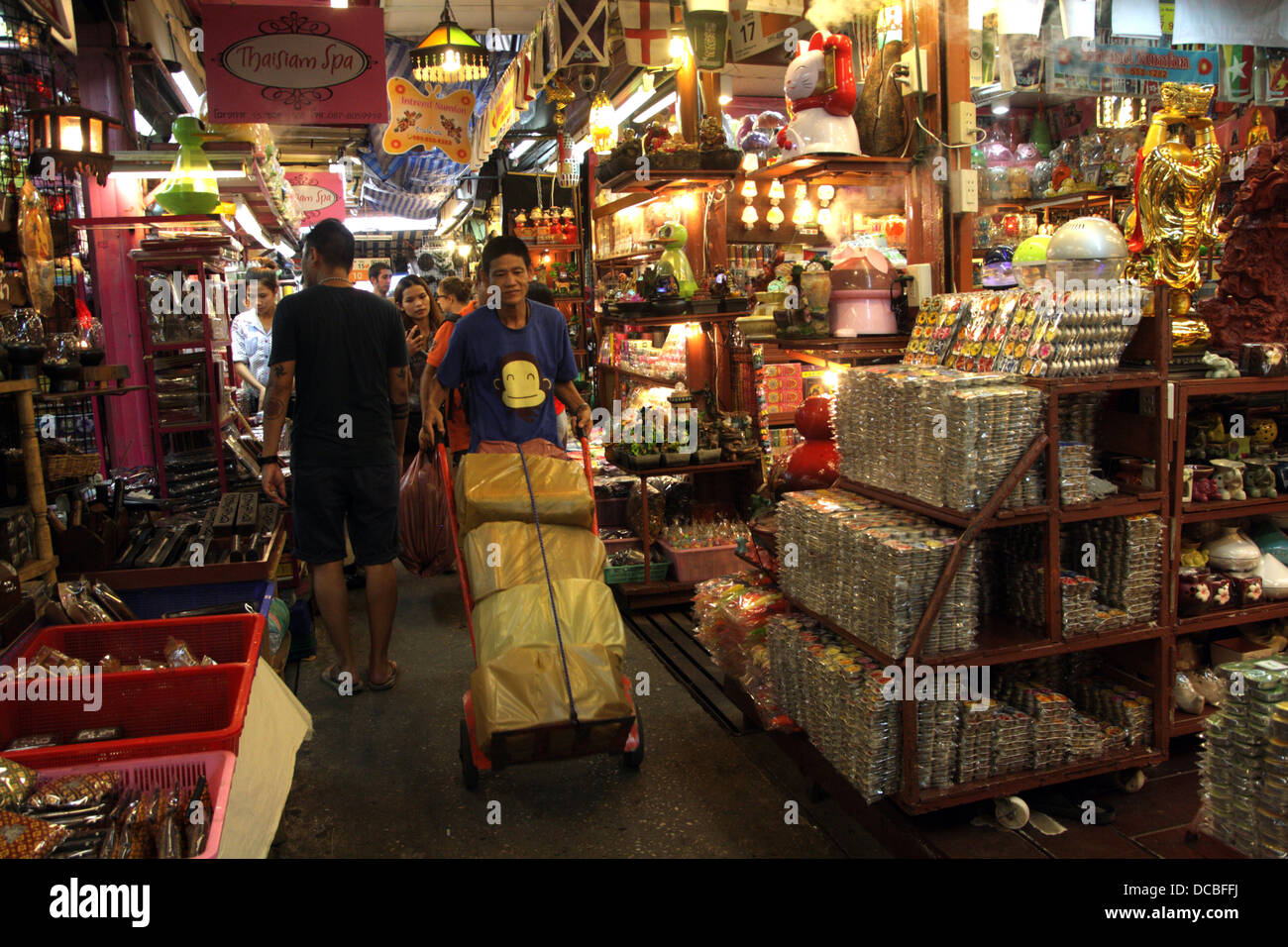 Home Decor Market Shops In Home And Decoration Shop Area In Chatuchak Weekend Market