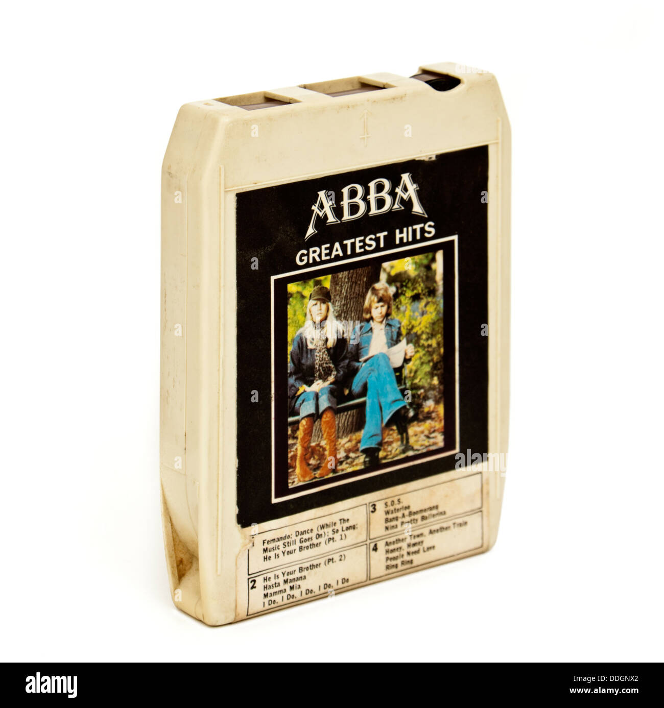 Vintage 8 Abba Greatest Hits