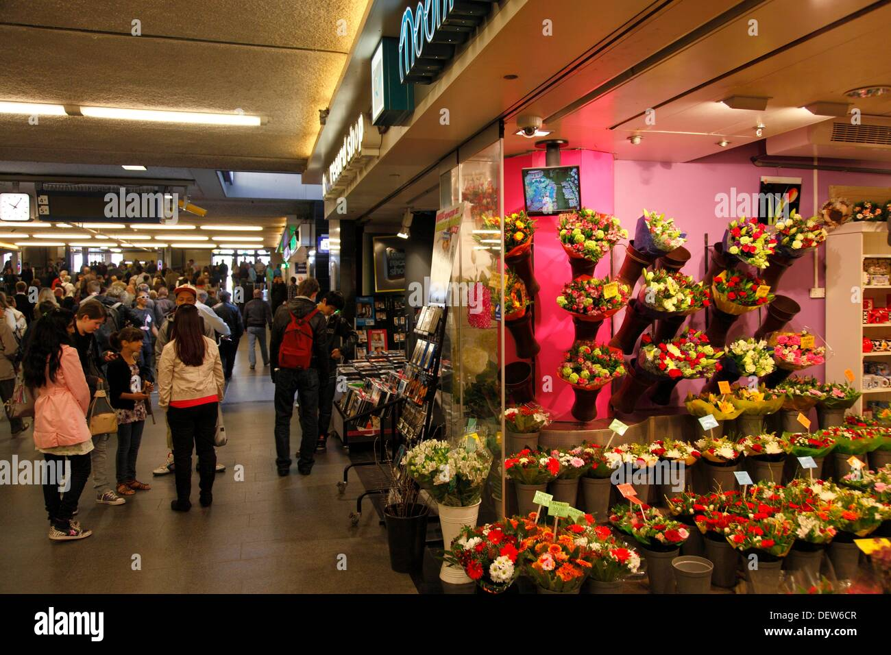 Plant Shop Amsterdam Flowershop Stock Photos And Flowershop Stock Images Alamy