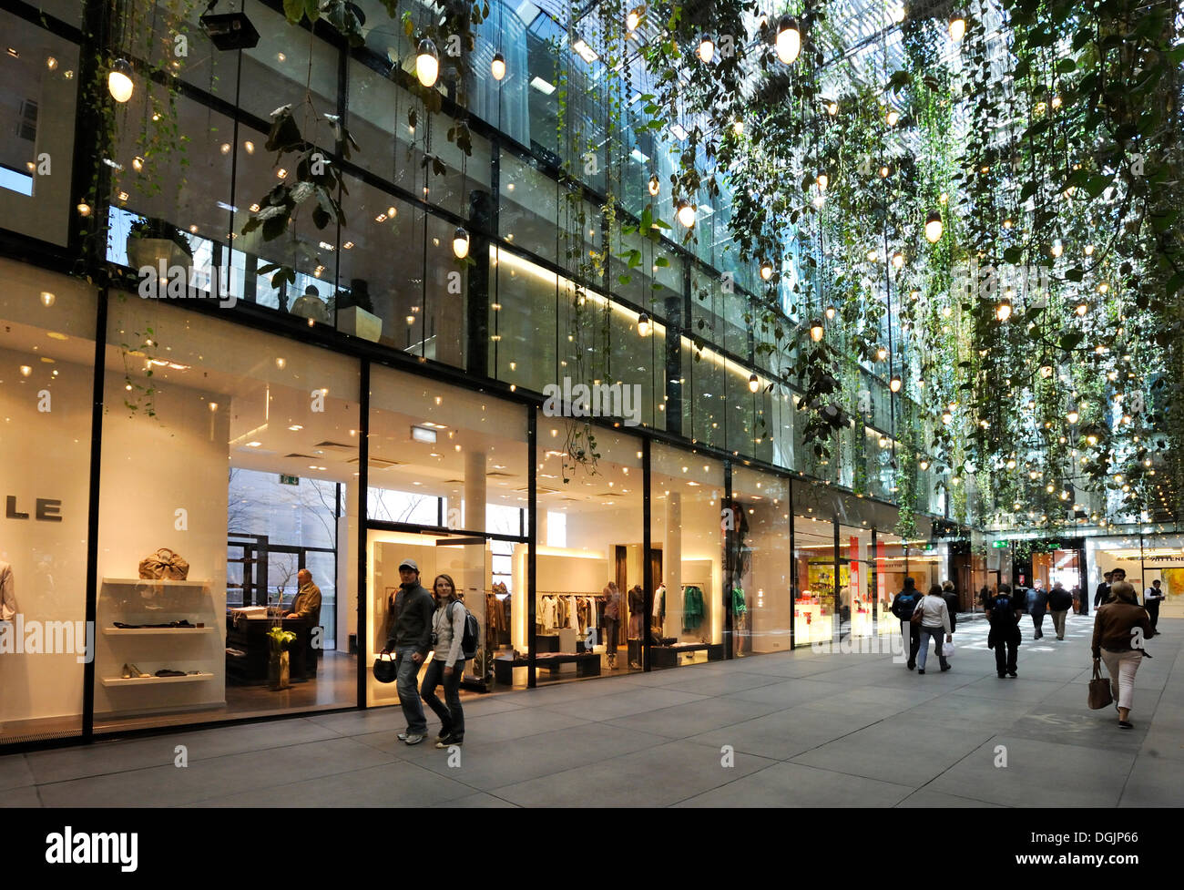 Mall Munich High Resolution Stock Photography And Images Alamy