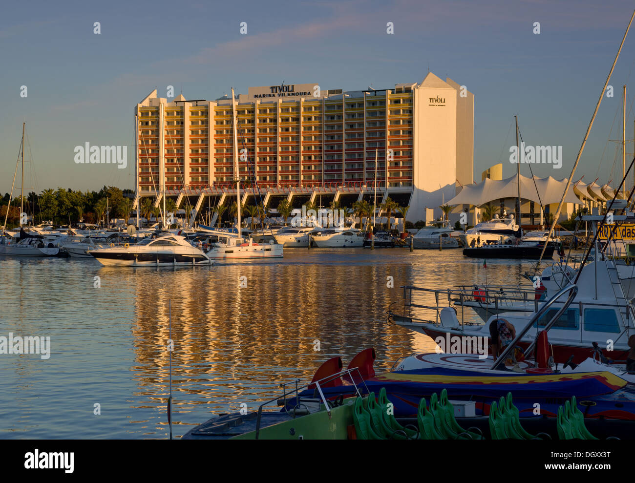Tivoli Hotels In The Algarve Tivoli Marina Vilamoura Stock Photos And Tivoli Marina