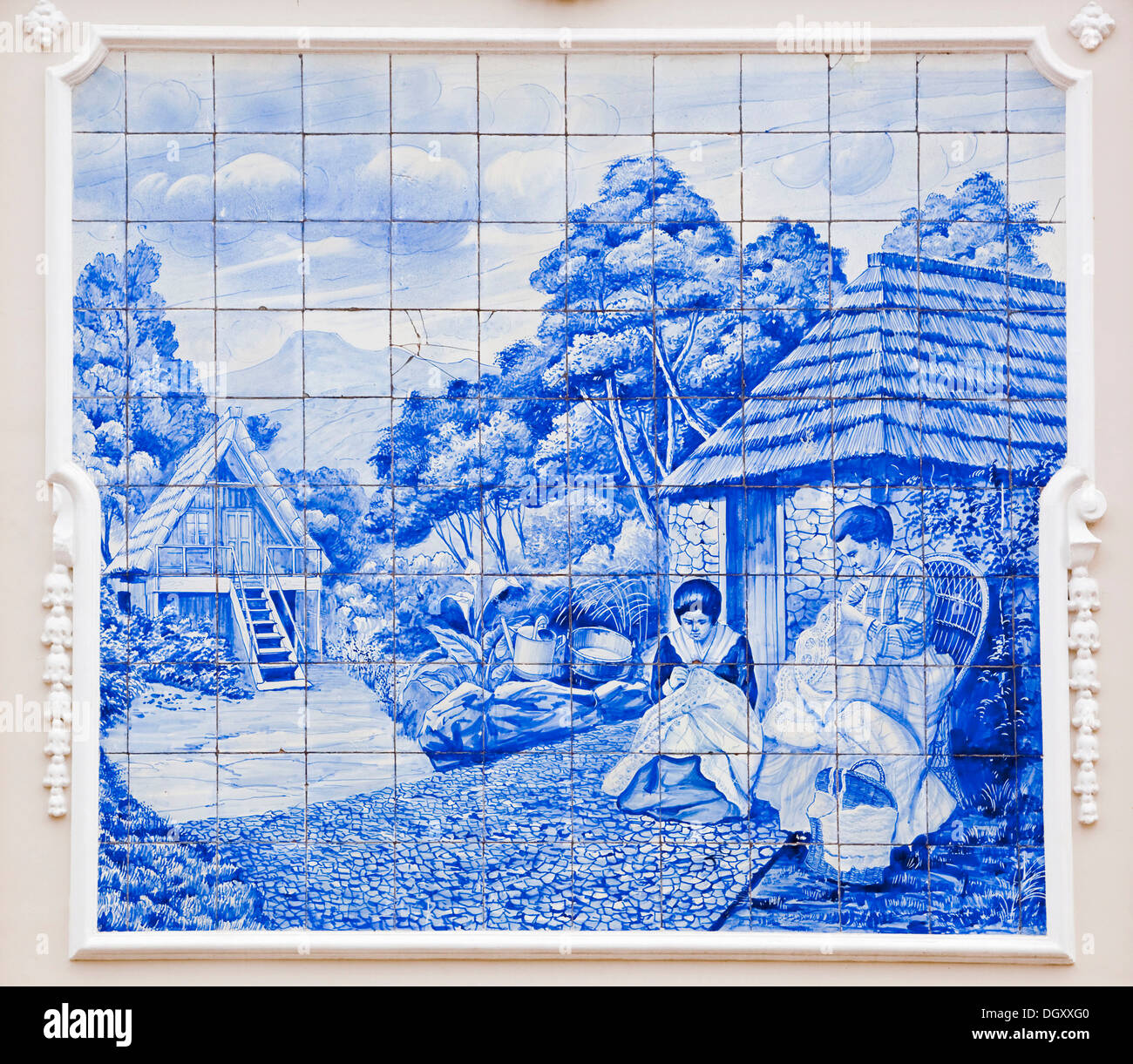 Azulejos Azulejos Ceramic Tiles Stock Photos And Azulejos Ceramic
