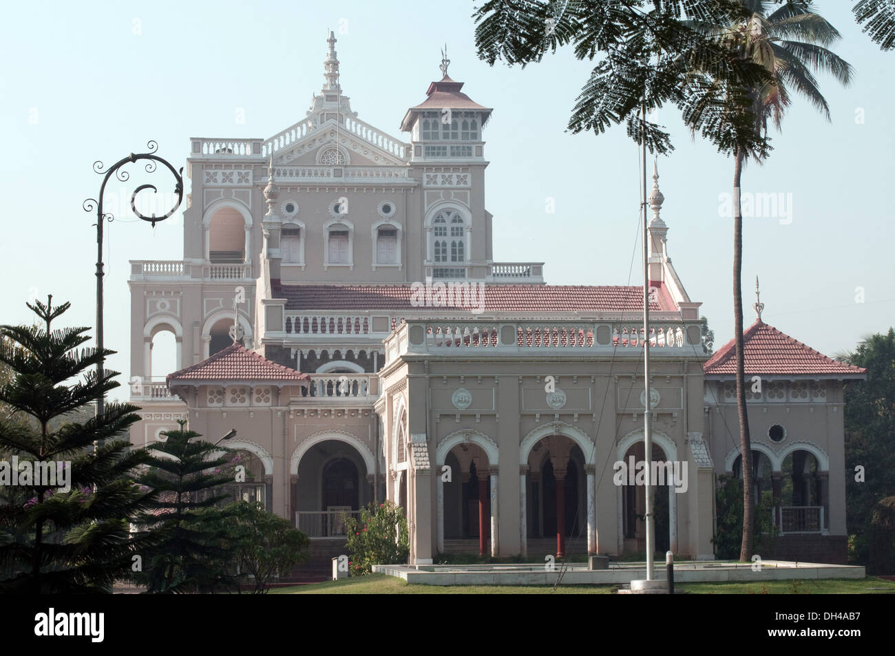 Aga France Aga Khan Palace Stock Photos And Aga Khan Palace Stock