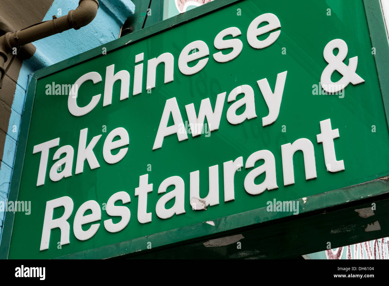 Chinese Takeaway Chinese Takeaway Sign Stock Photos And Chinese Takeaway Sign