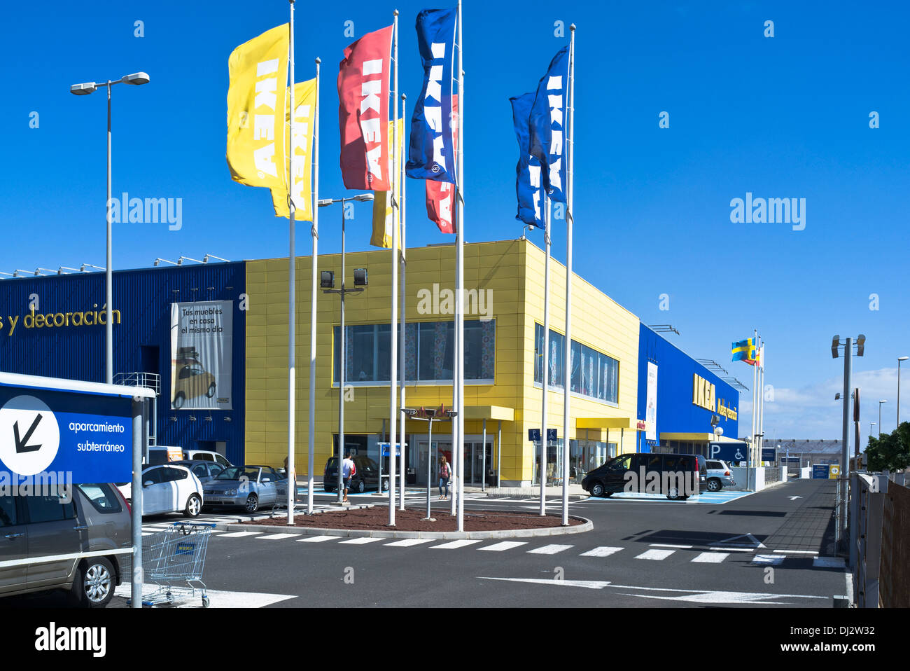 Sofas Ikea Lanzarote Ikea Car Park Stock Photos Ikea Car Park Stock Images Alamy