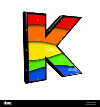 Letter K Stock Photos & Letter K Stock Images - Alamy
