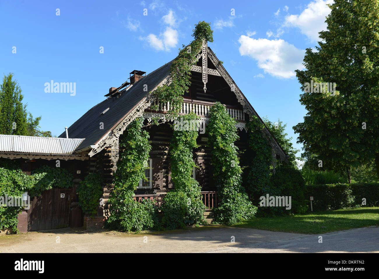Russisches Holzhaus Holzhaus Stock Photos And Holzhaus Stock Images Alamy