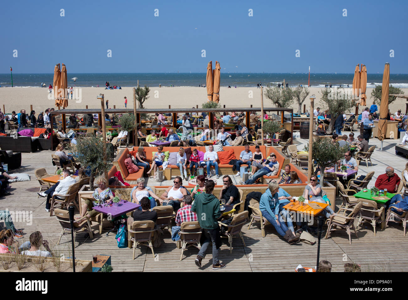 El Nino Scheveningen El Nino Beach Club Cafe Restaurant In Scheveningen Area By
