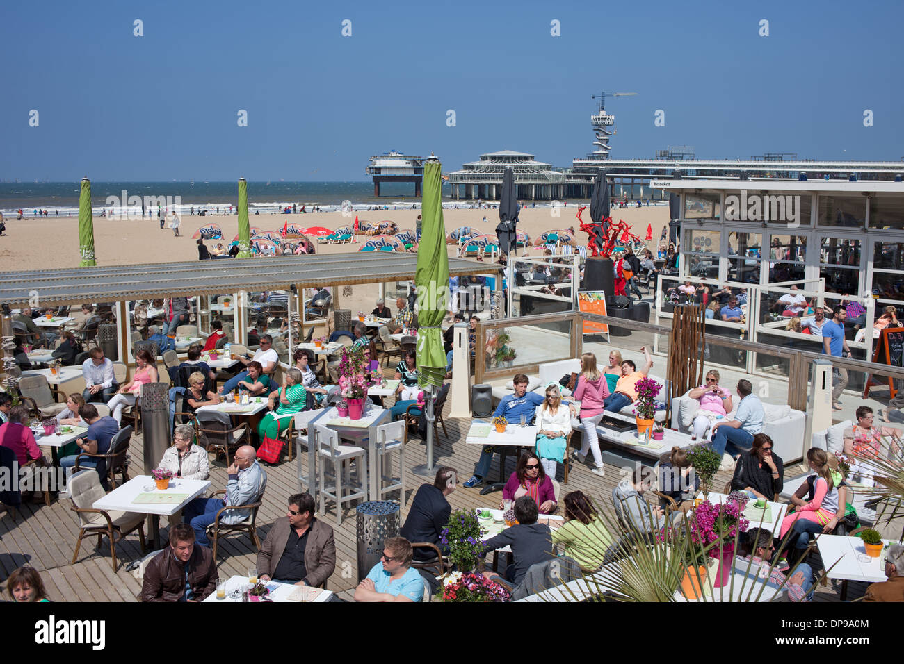 El Nino Scheveningen Beach Bar Scheveningen Stock Photos And Beach Bar
