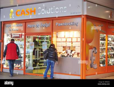 Pawnbrokers Loans Recession Stock Photos & Pawnbrokers Loans Recession Stock Images - Alamy