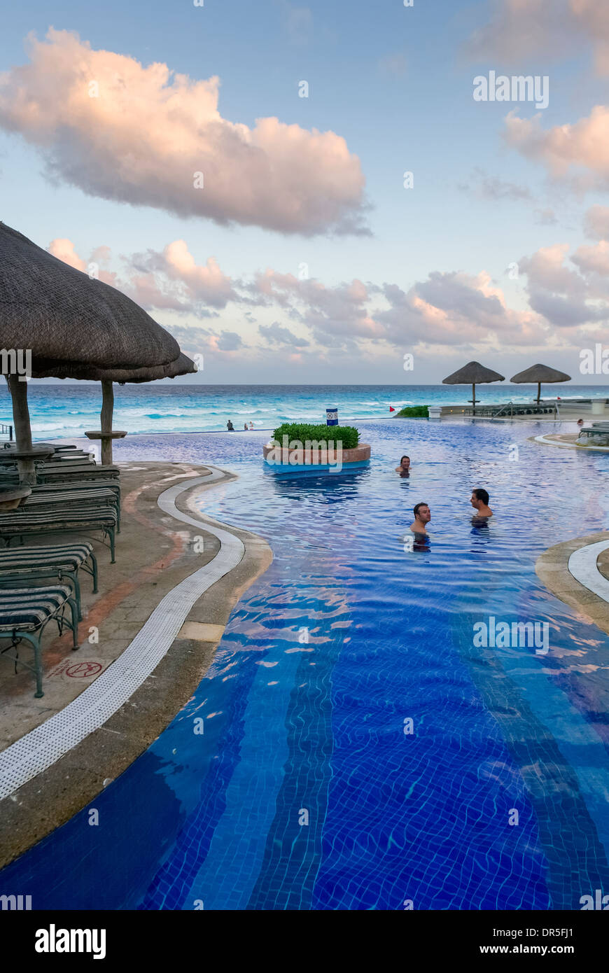 Camino Real Resort Cancun Hotel Mexico Stock Photos Hotel Mexico Stock Images Alamy