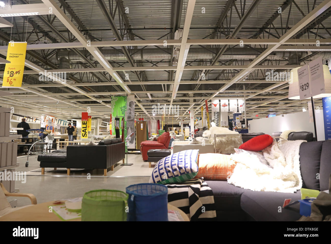 Outlet Brunnthal Ikea Showroom Stock Photos And Ikea Showroom Stock Images