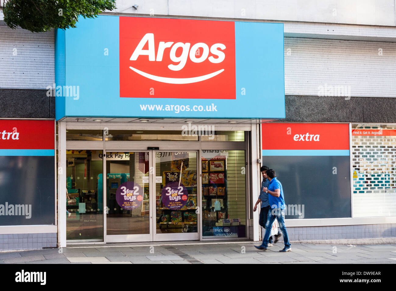 Dw Shop Argos Shop Stock Photos Argos Shop Stock Images Alamy