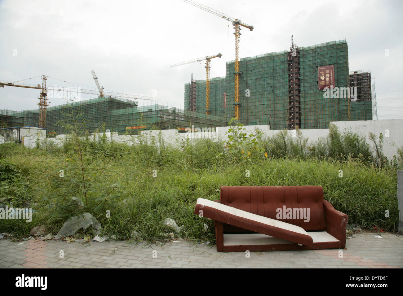 Interio Sofa Thierry In Front Left Stock Photos In Front Left Stock Images Alamy