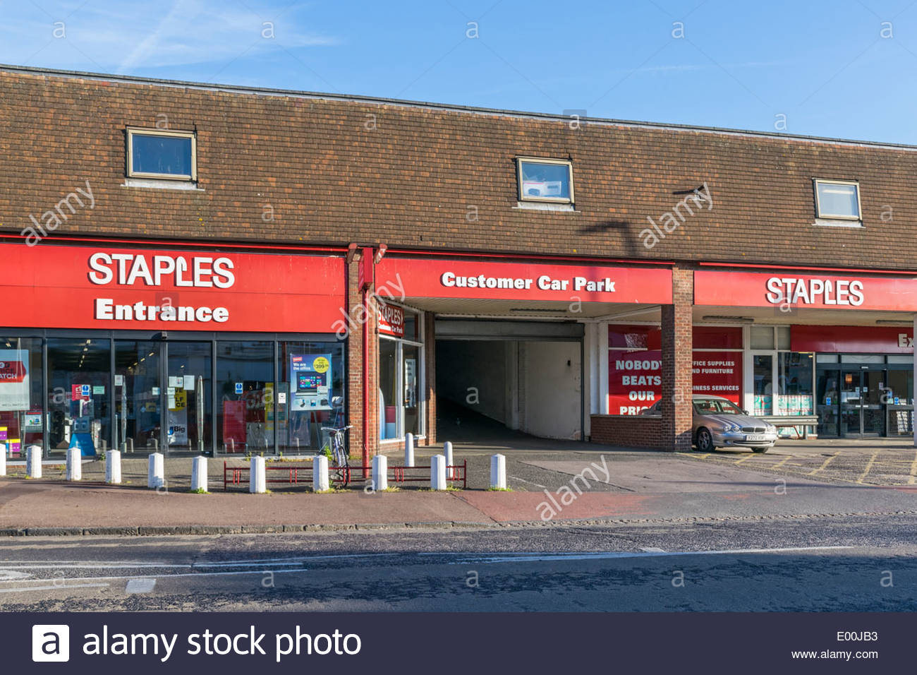 Office Stores Staples Office Supplies Store At Mitcham S Corner Cambridge The