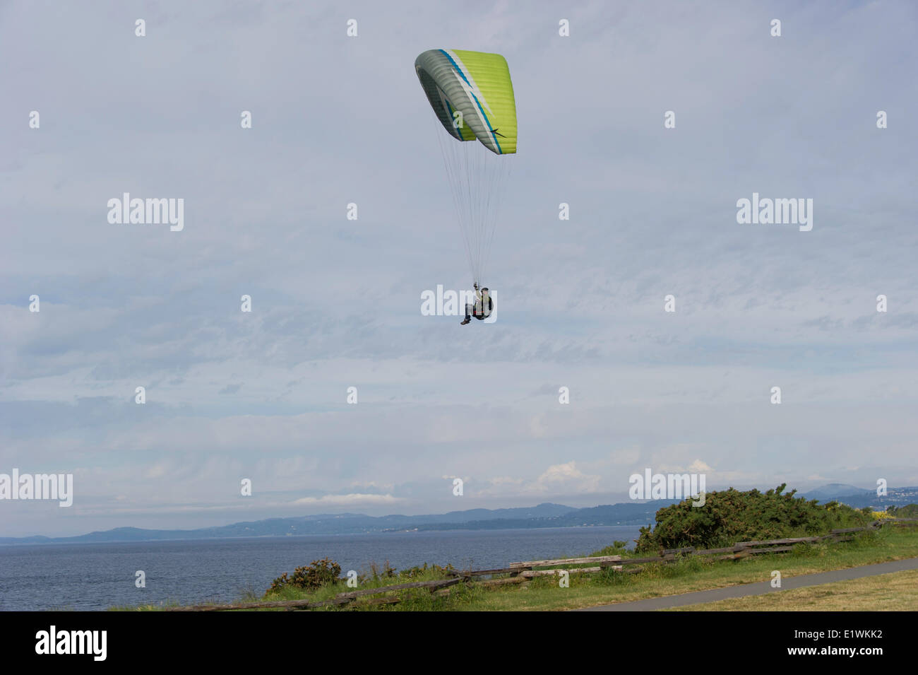 Sport Flying Paragliding Is The Recreational Competitive Adventure Sport Flying