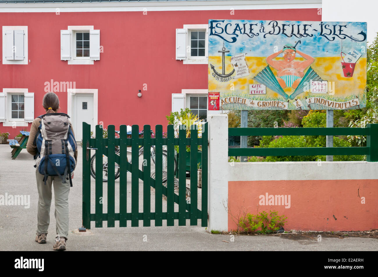 Air Bnb Belle Ile En Mer Shared Apartment Stock Photos Shared Apartment Stock Images Alamy