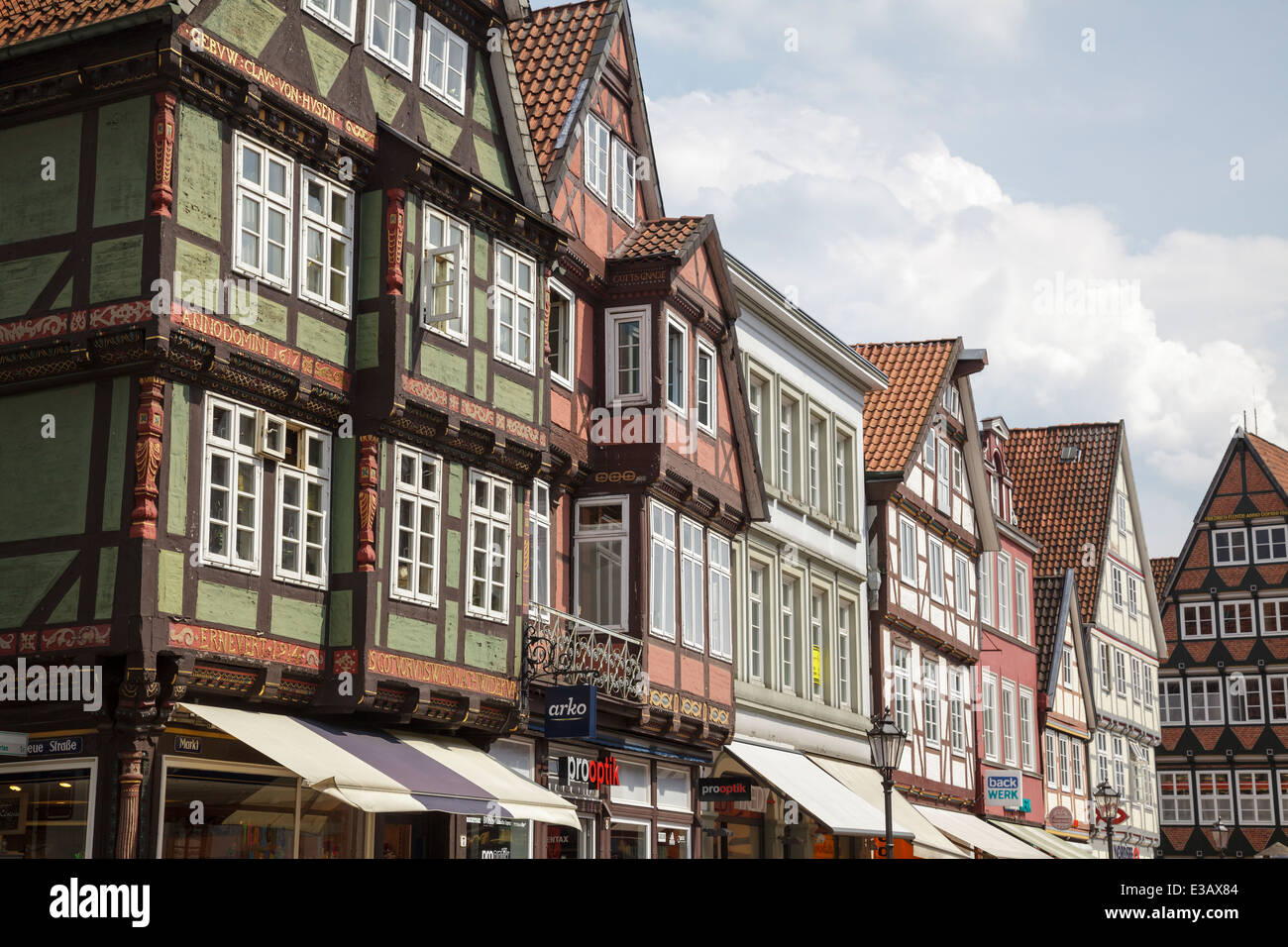 Bäder Celle Celle Germany Stock Photos Celle Germany Stock Images