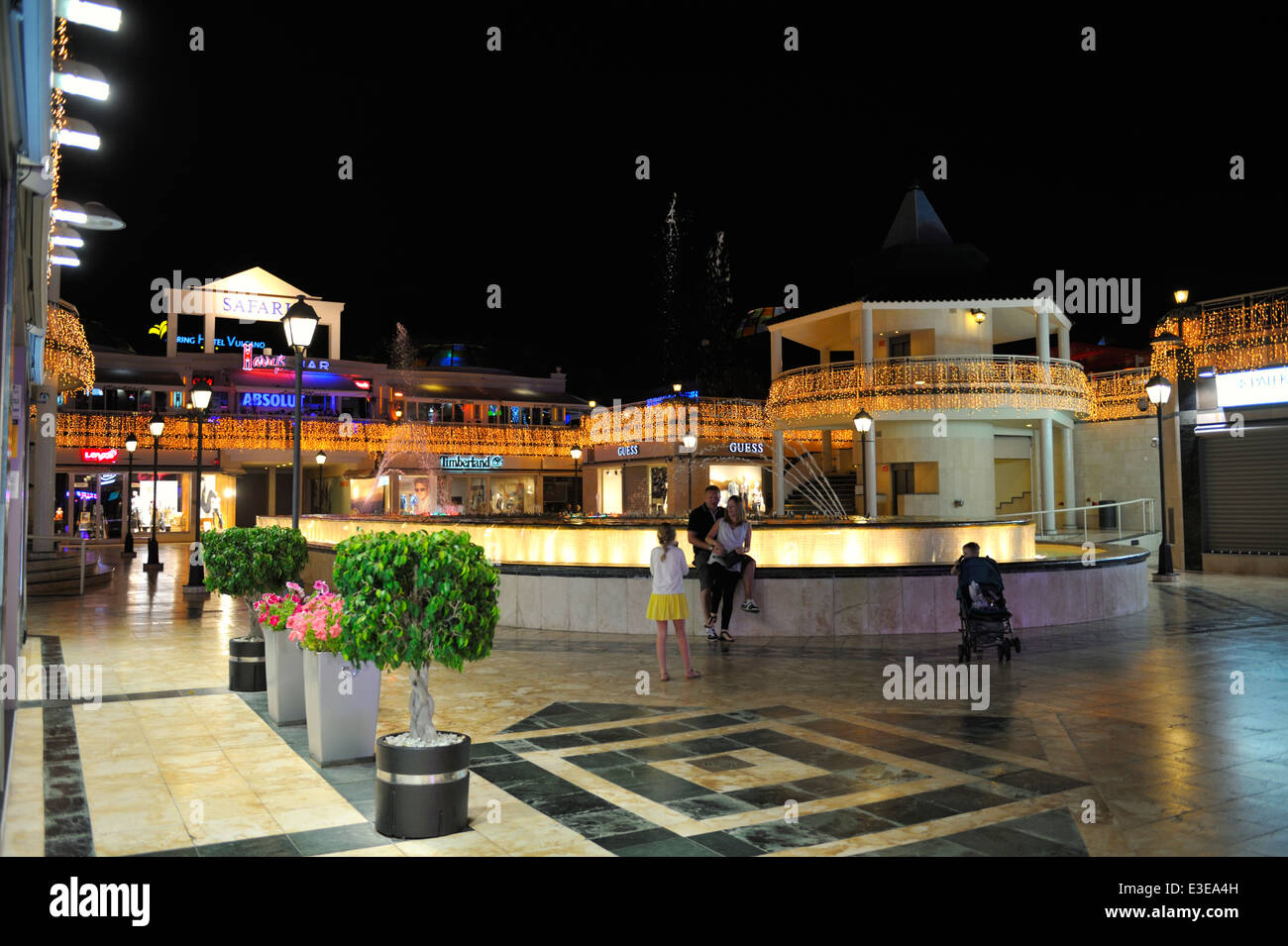 Centro Comercial Del Mueble Tenerife Arona Tenerife Stock Photos And Arona Tenerife Stock Images