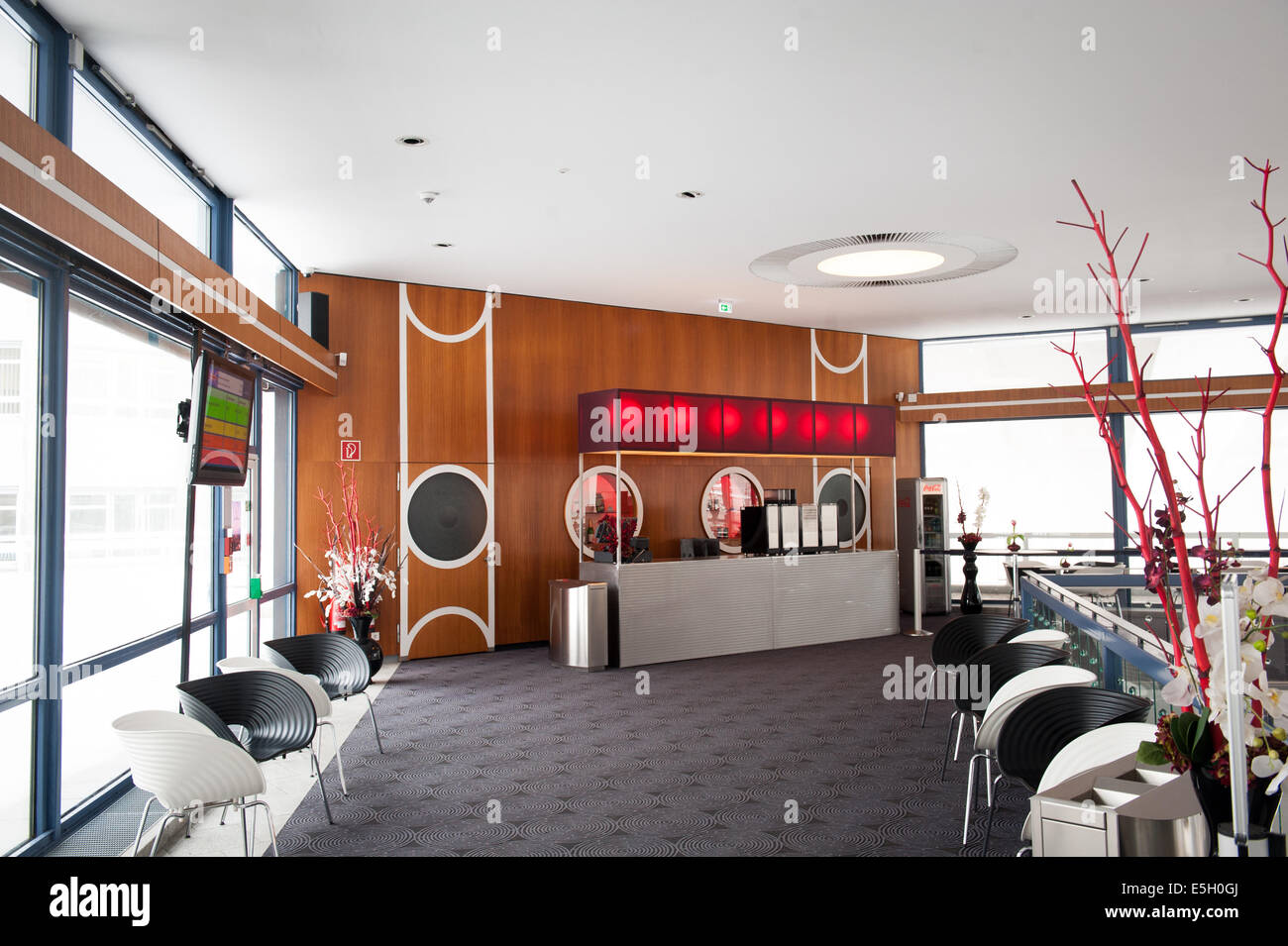Interior Berlin Interior Reception Area Of Berlin 39s Iconic Tv Tower Or