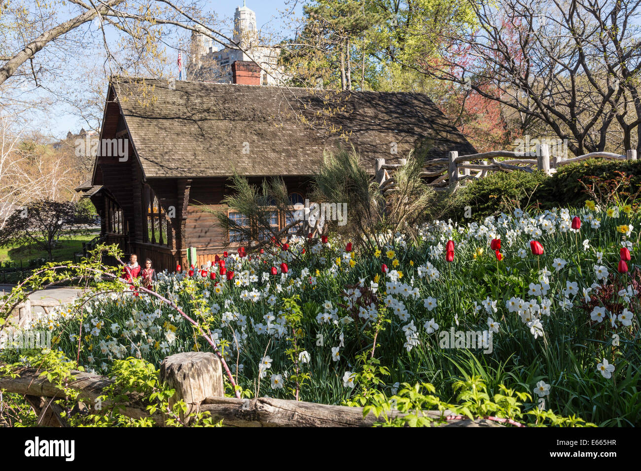 Zweedse Huisjes Shakespeare Garden And Swedish Cottage Marionette Theatre