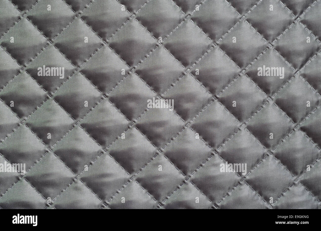 Quilted Fabric Gray Silk Quilted Fabric For Background Stock Photo 74740108 Alamy