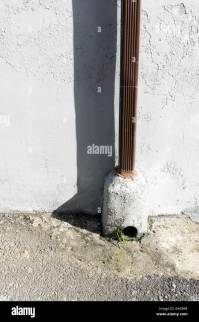 House Drain Pipe Stock Photos & House Drain Pipe Stock ...