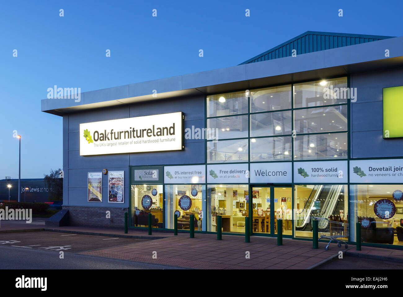 Oak Furniture Land Beds Furniture Shop Stock Photos Furniture Shop Stock Images Alamy