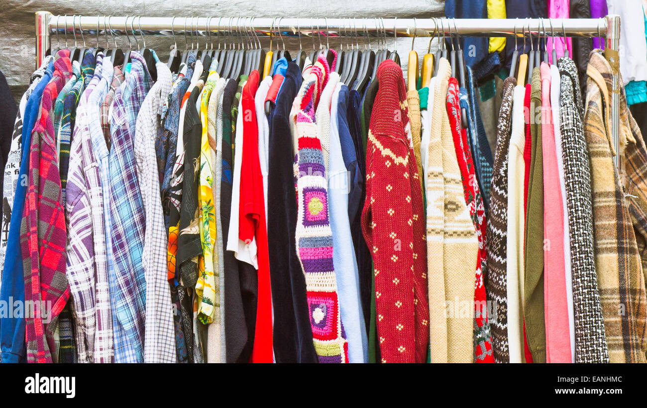 Second Hand Designer Möbel Second Hand Clothes Stock Photos And Second Hand Clothes