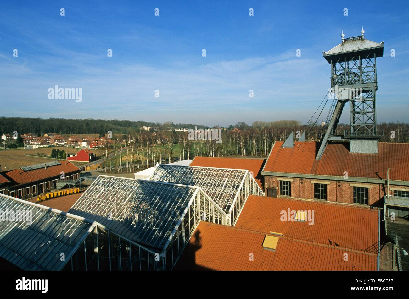 Livin Calais Calais Mining Stock Photos Calais Mining Stock Images Alamy