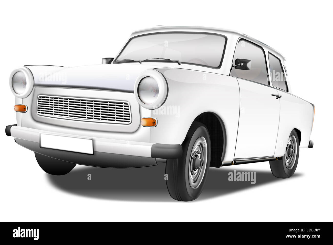 Trabant Clipart Car Illustration Stock Photos Car Illustration Stock Images