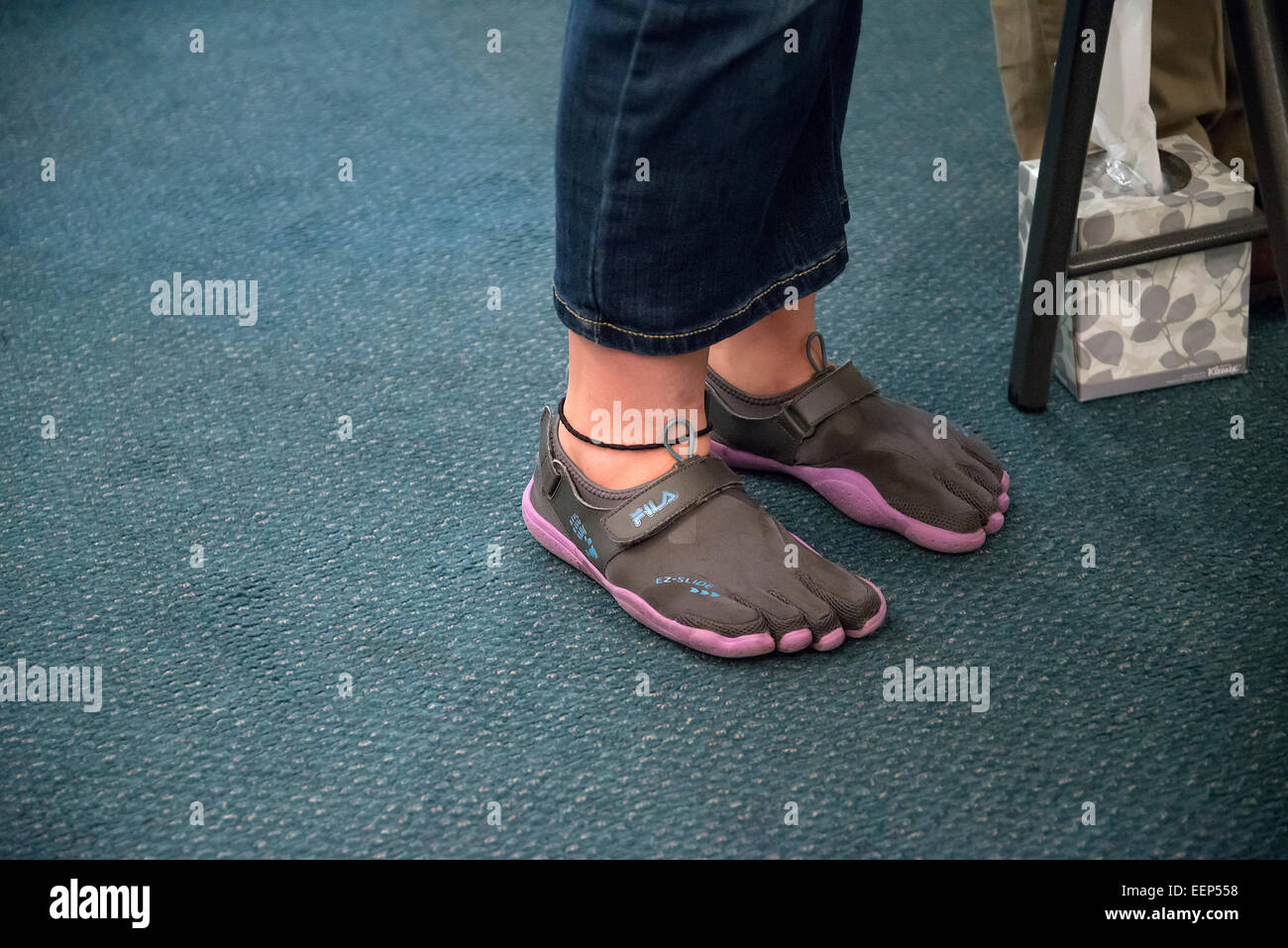 Barefoot Shoes Stock Photos Barefoot Shoes Stock Images