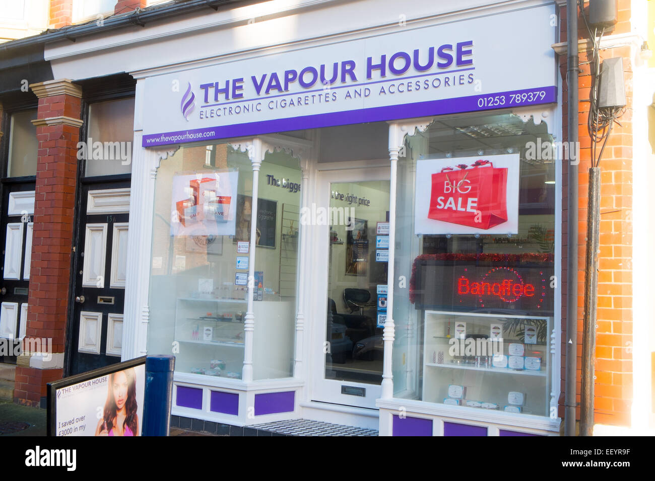 Shop Online E-cigarette Electronic Cigarette And Vaping Shop In Lytham St Annes