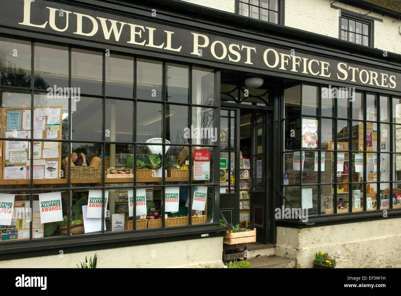 Office Stores Ludwell Post Office Stores Stock Photo 78146813 Alamy