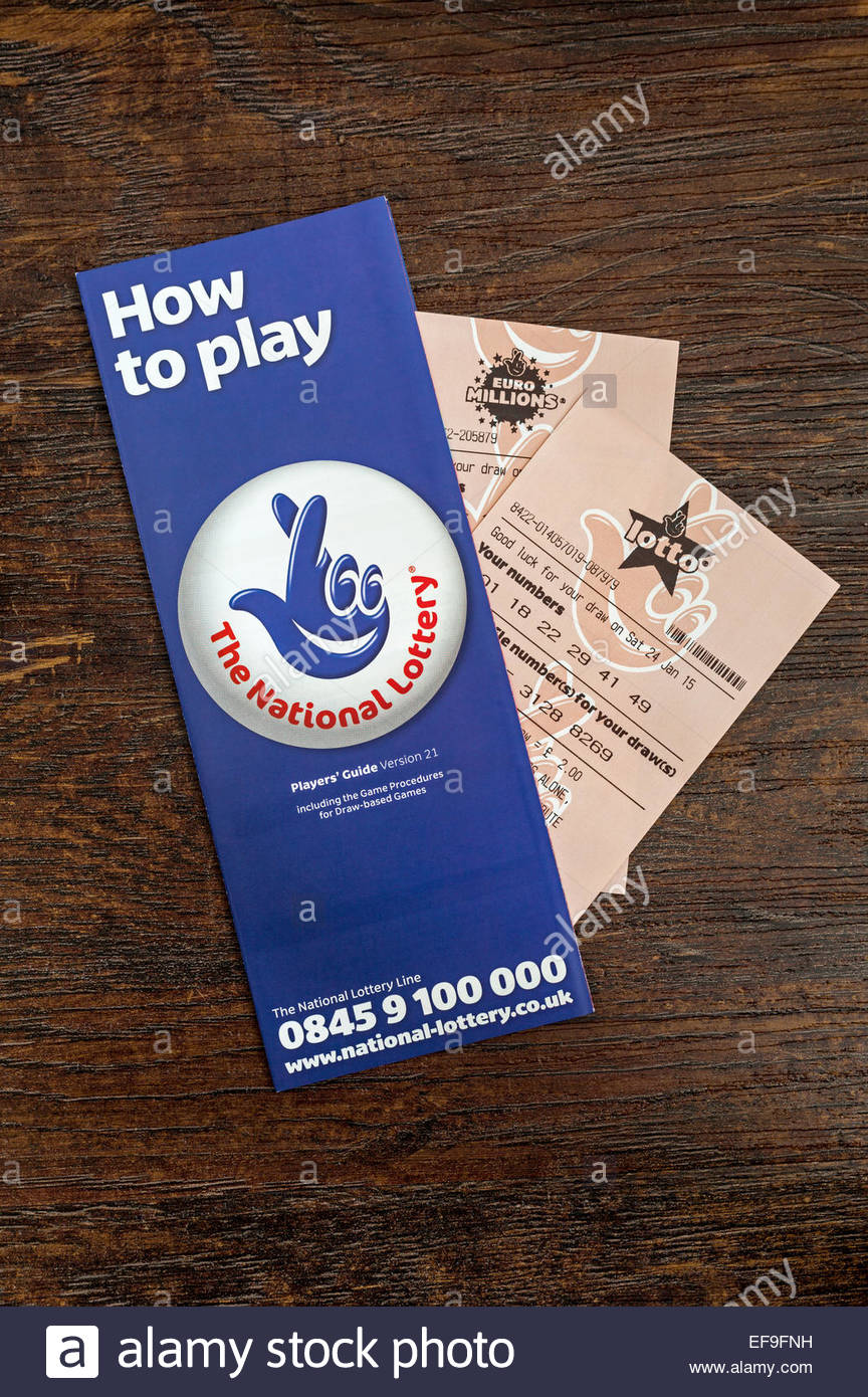 Lotto Euromillions Uk National Lottery How To Play Guide With Lotto And Euromillions
