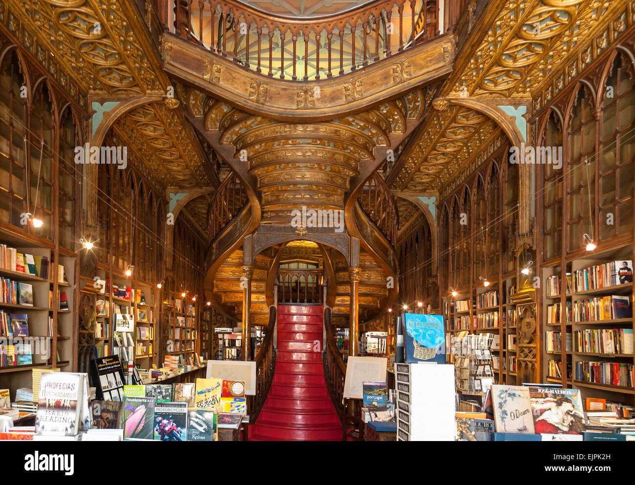 Librería Lello E Irmao Lello E Irmao Stock Photos Lello E Irmao Stock Images Alamy