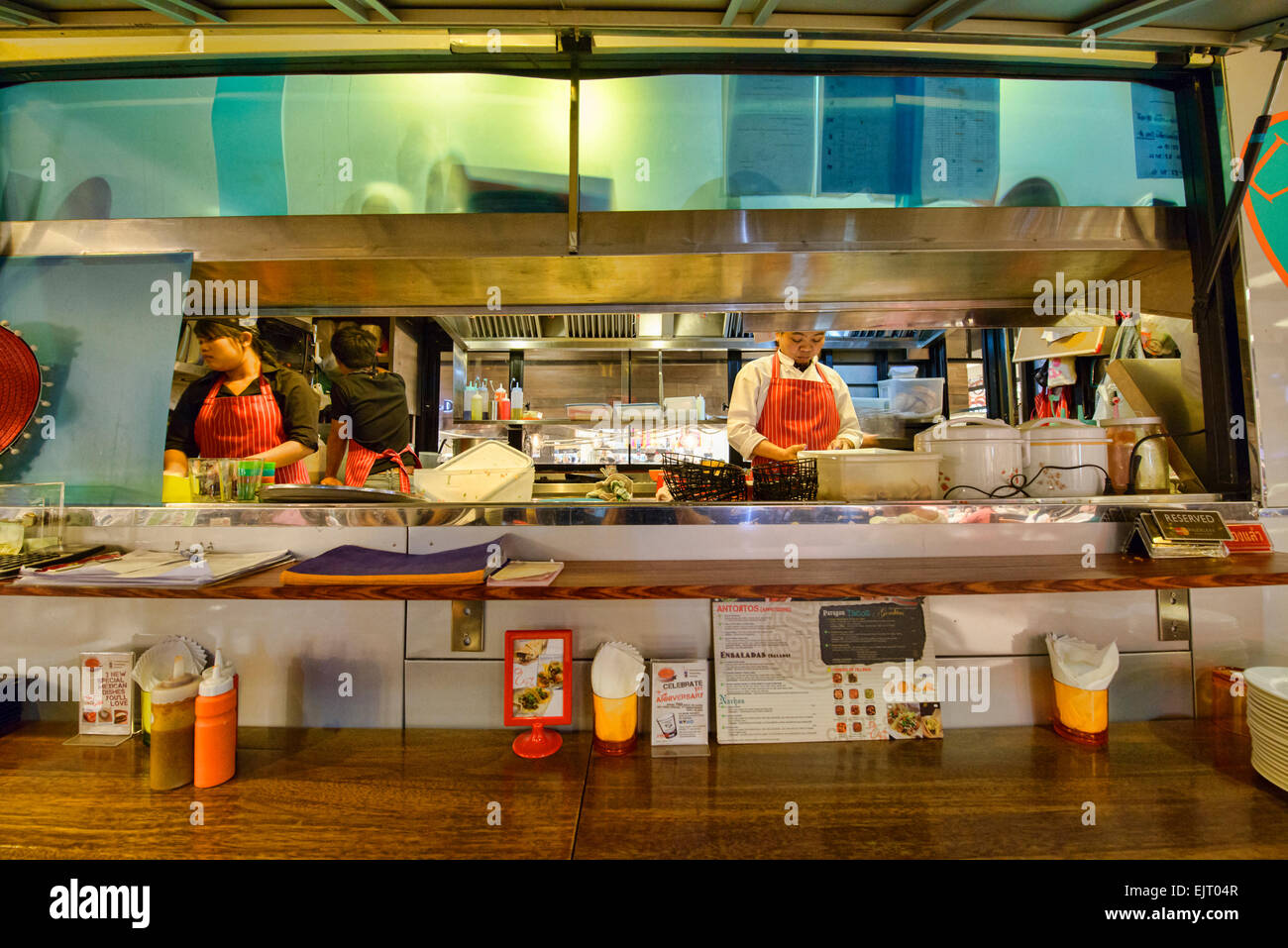 Umani Cucina Food Truck Utah Mexican Food Truck Stock Photos Mexican Food Truck Stock Images