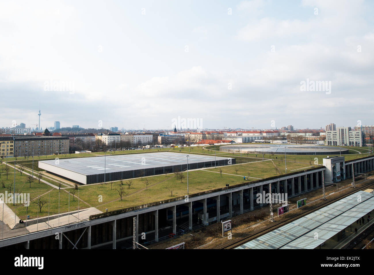 Swimmingpool Berlin Berlin Germany 13th Mar 2015 The Indoor Swimmingpool And The