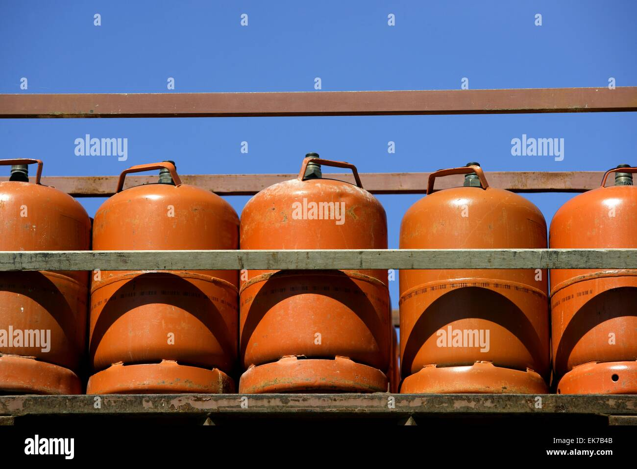 Oil Storage Tank Domestic Heating Stock Photos Oil