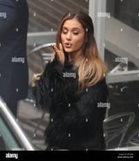 Ariana Grande outside ITV Studios Featuring: Ariana Grande ...