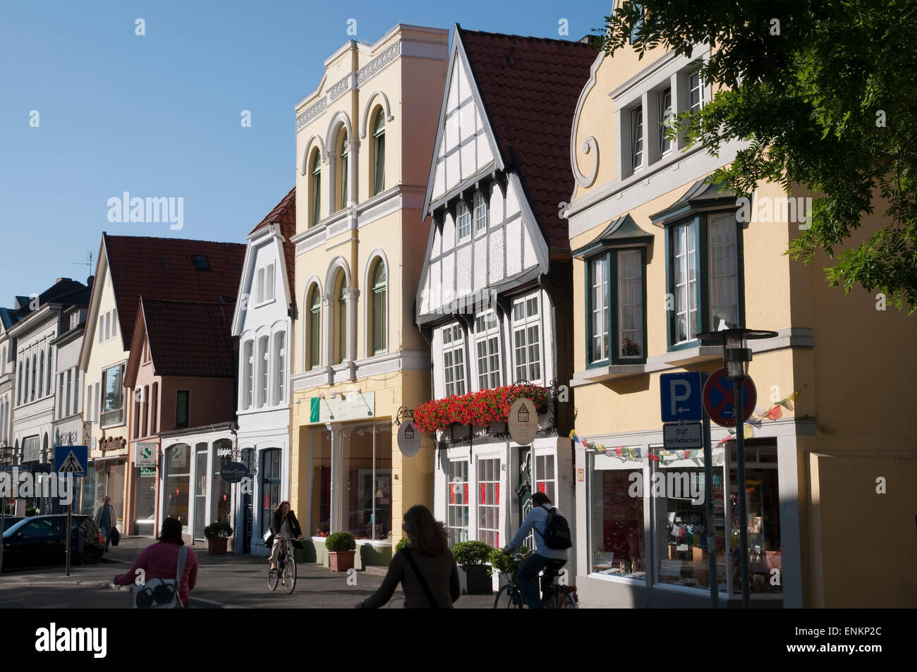 Oldenburg Shopping Center Oldenburg Germany Stock Photos And Oldenburg Germany Stock