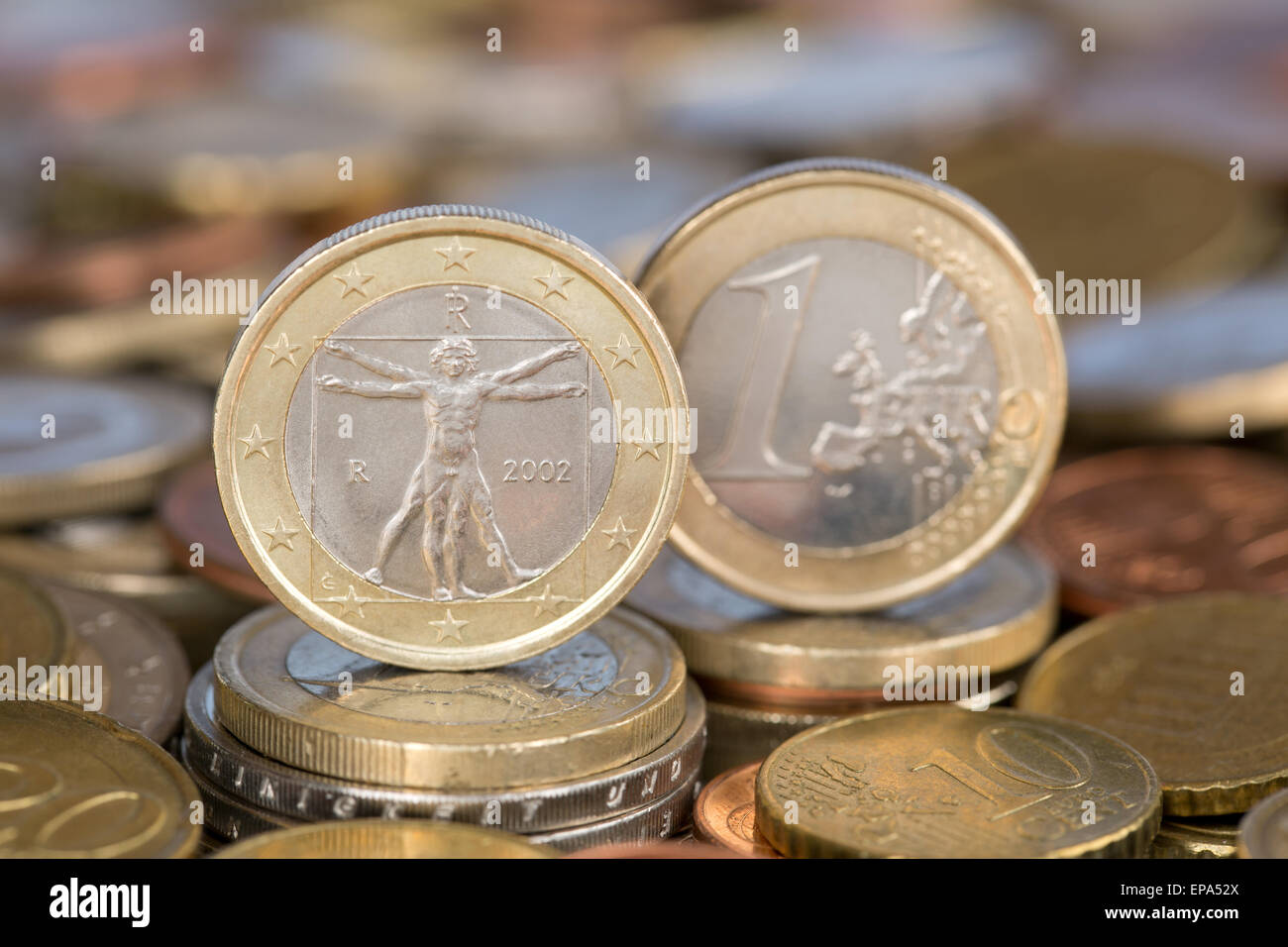 Cash Pool Italien Euro Krise Stock Photos Euro Krise Stock Images Alamy